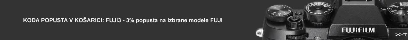 Fuji popust na izbrane modele