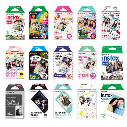 Polaroid Filmi Instax MINI