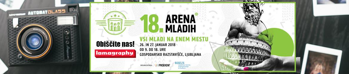 Arena Mladih 2018