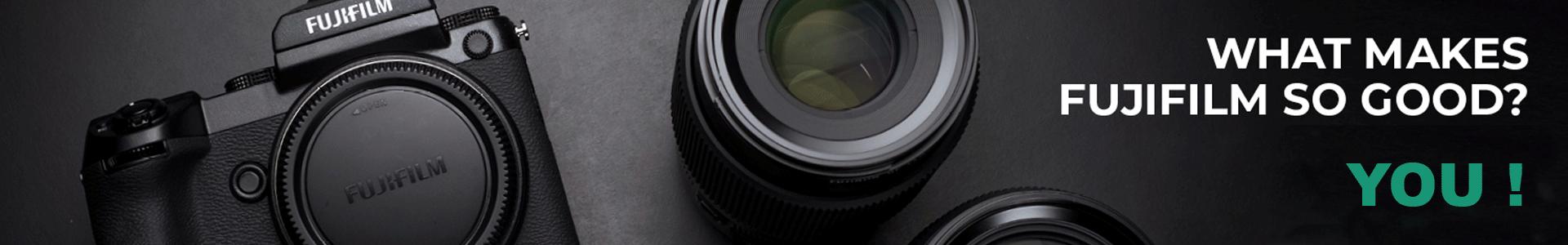 Fuji  brezzrcalne kamere