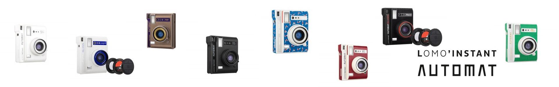 Lomo AUTOMAT instax polaroid mini 11