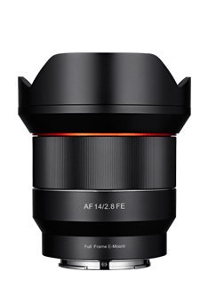 AF 14mm F2.8 FE - Sony E