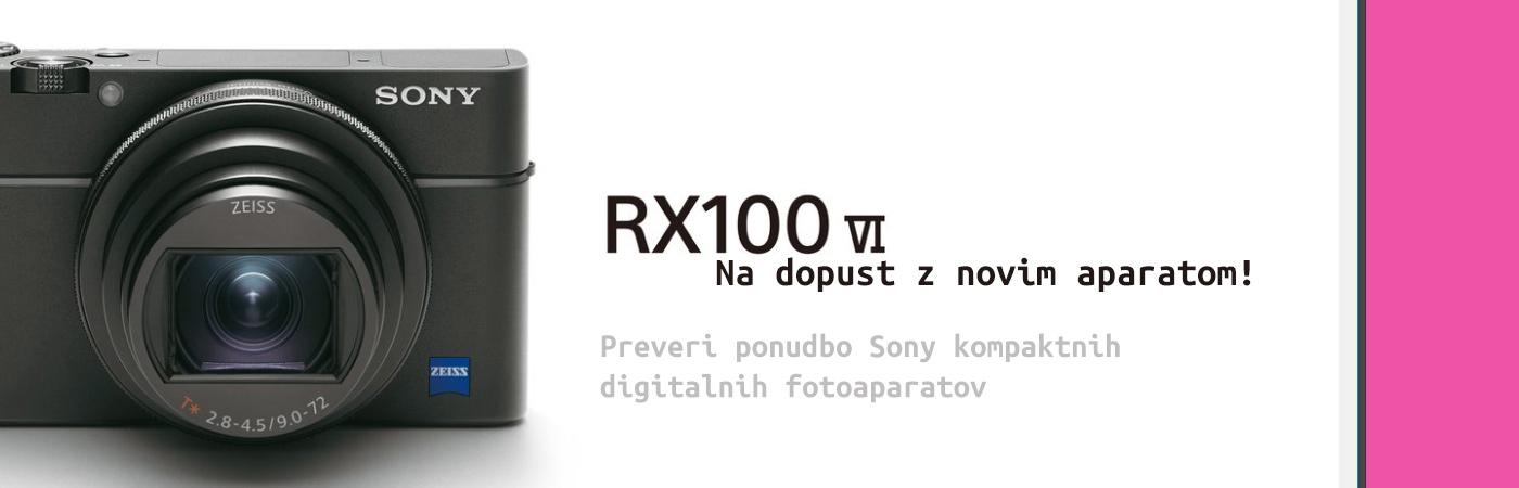 Sony kompaktni digitalni fotoaparati najboljša ponudba
