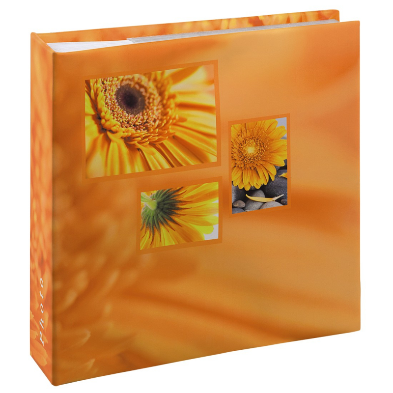 FOTO ALBUM HAMA SINGO 10X15 200 SLIK ORANGE.jpg