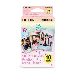 Fujifilm-Instax-MINI-FILM-shiny-star-10-listov
